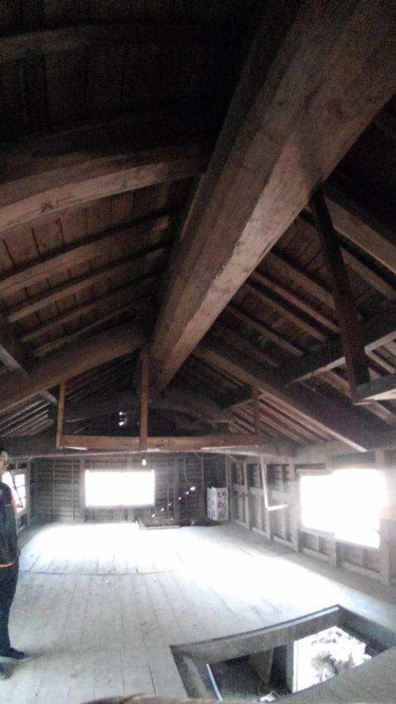 熊本の水害で被害を受けた古民家の引き取り手を募集しています。材料のみでも結構です。